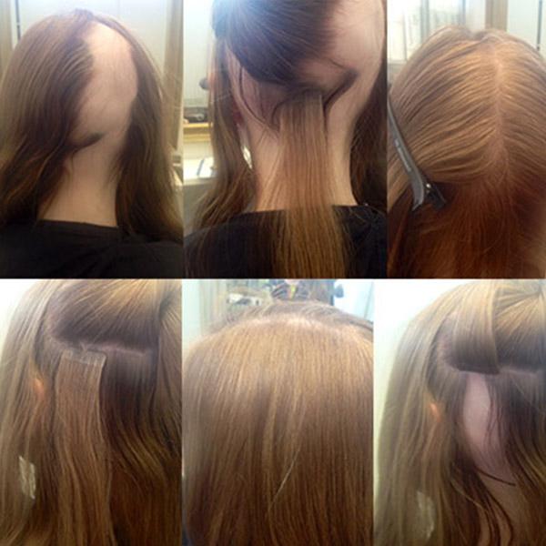 sundt hår kvinder