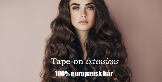 100% europæisk hår – Splendid hairextensions